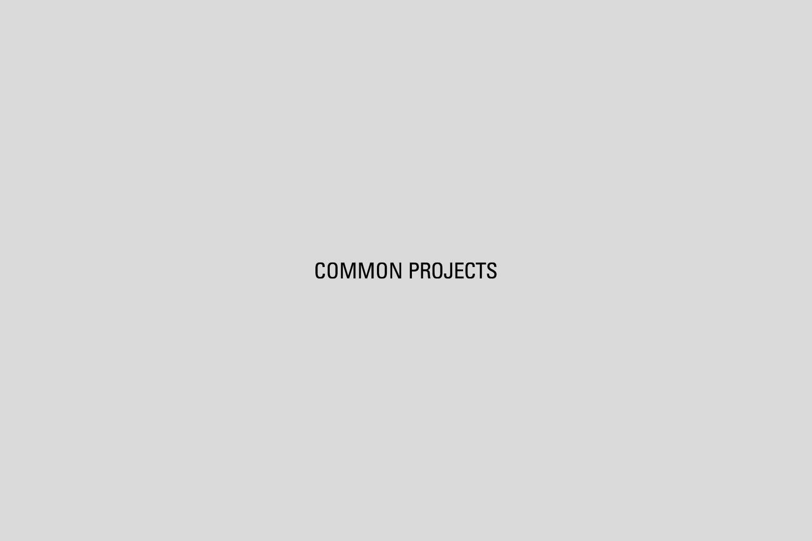 common project skor